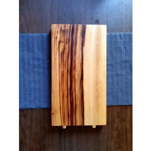 특A급 명품!!! 편백나무, 호주산 캄포나무,북미산 월넛 황동발 사각 도마